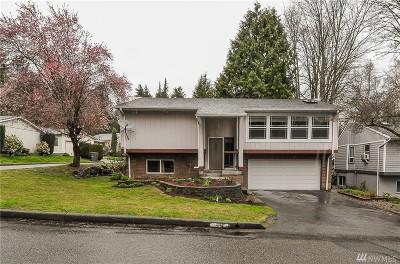 Kirkland Single Family Home For Sale: 15010 122nd Place NE