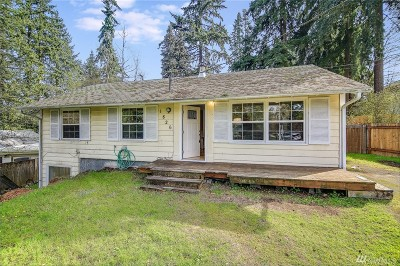 Lynnwood Single Family Home For Sale: 1826 W Cypress Wy