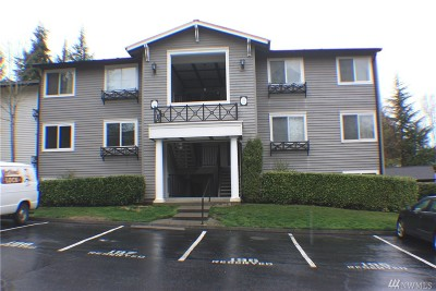 Lynnwood Condo/Townhouse For Sale: 15415 35 Ave W #E205