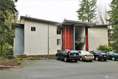Bellevue Condo/Townhouse Sold: 14660 NE 31 St #C-105