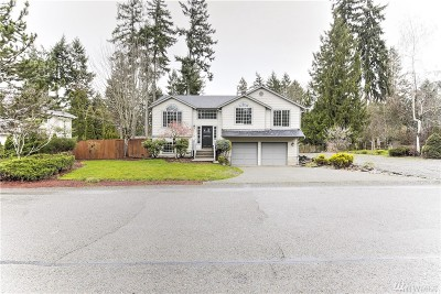 Bonney Lake Single Family Home Contingent: 11308 193rd Ave E