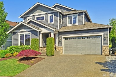 Snoqualmie Single Family Home For Sale: 6506 Denny Peak Dr SE