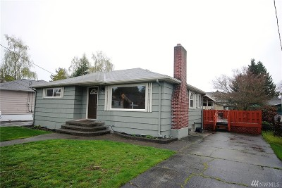 Puyallup WA Single Family Home For Sale: $289,500