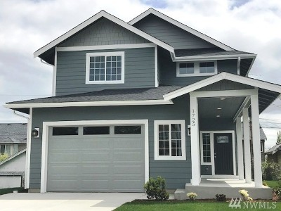 Tacoma Single Family Home For Sale: 1725 S Prospect St