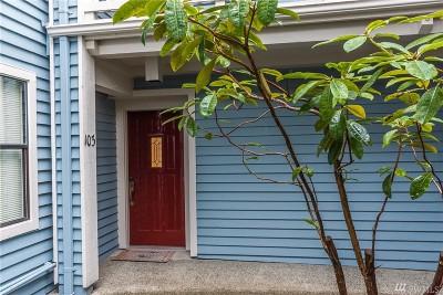 Oak Harbor Condo/Townhouse For Sale: 651 SE Bayshore Dr #B103