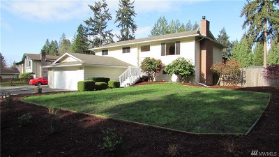 Auburn Single Family Home For Sale: 33933 135th Ave SE