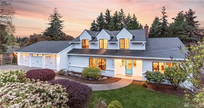 Kirkland Single Family Home For Sale: 6119 114th Ave NE
