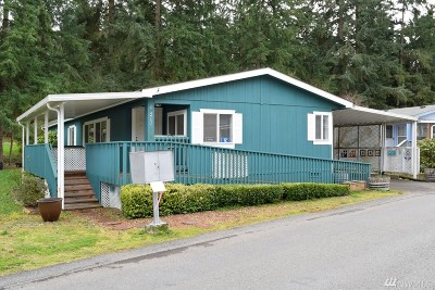 Puyallup Mobile Home For Sale: 11418 127th St E #189