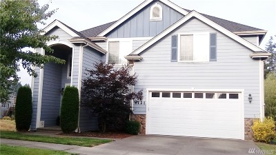 Olympia Single Family Home For Sale: 4121 SE Seneca St SE