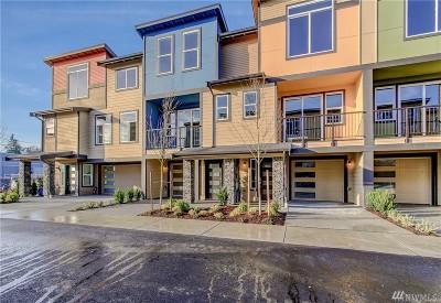 Edmonds Single Family Home For Sale: 7909 229th Place SW #D