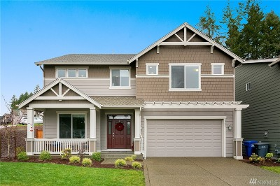 Gig Harbor Single Family Home For Sale: 10281 Sentinel Loop