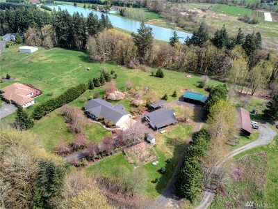 Olympia Single Family Home For Sale: 13226 Mima Rd SW