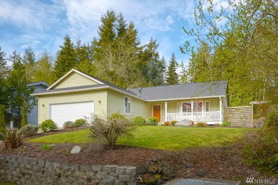 Port Ludlow Single Family Home For Sale: 10 Goliah Lane