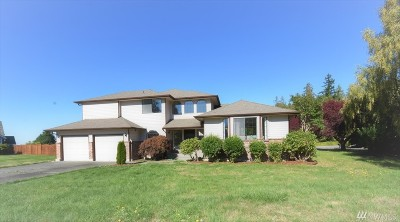 Skagit County Single Family Home For Sale: 4019 Wildflower Ct