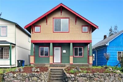 Tacoma Single Family Home For Sale: 709 E 35th St