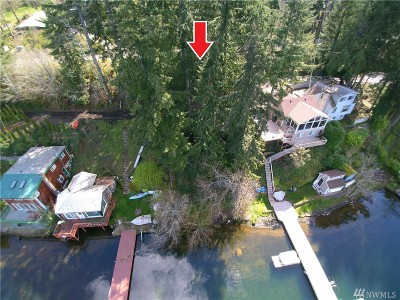 Olympia Single Family Home For Sale: 1205 Summit Lake Shore Rd NW