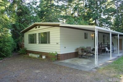Brinnon Single Family Home For Sale: 541 Seamount Dr