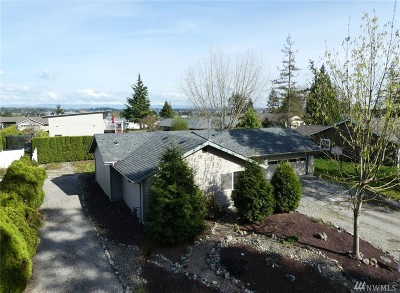 Blaine Single Family Home For Sale: 8154 Comox Lp