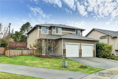 Stanwood Single Family Home For Sale: 27628 69th Ave NW
