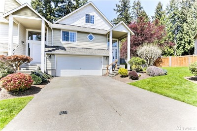 Lake Tapps WA Single Family Home For Sale: $299,950