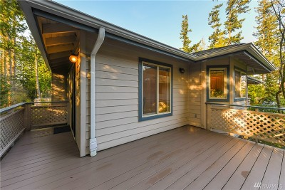 Anacortes Single Family Home Contingent: 2110 Creekside Cir