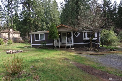 North Bend WA Single Family Home For Sale: $385,000