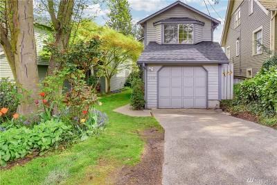 Seattle Single Family Home For Sale: 6106 Latona Ave NE