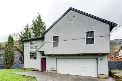 Sedro Woolley Single Family Home For Sale: 481 Rainbow Dr