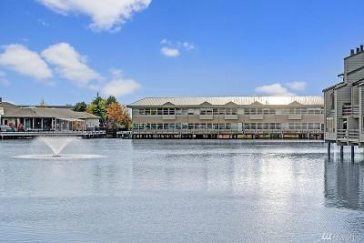Bellevue Condo/Townhouse For Sale: 7 Lake Bellevue Dr Building 7 #104