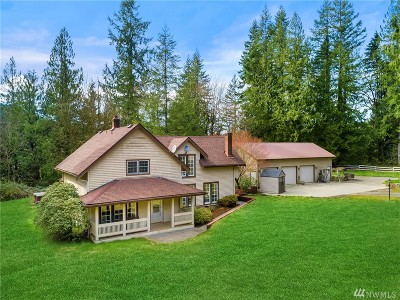 Issaquah Single Family Home For Sale: 8803 314th Ave SE