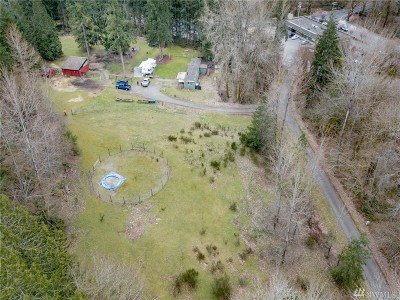 Auburn Single Family Home For Sale: 18517 SE 322nd St