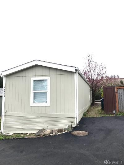 Bonney Lake WA Mobile Home For Sale: $59,900