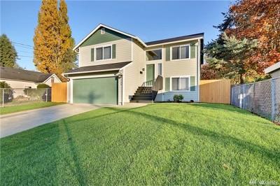 Tacoma Single Family Home For Sale: 139 E 65th St