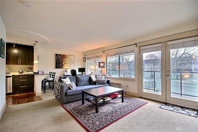 Condo/Townhouse For Sale: 511 100th Ave NE #107