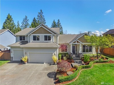 Bonney Lake Single Family Home Contingent: 19519 126th St E