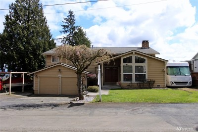 Single Family Home For Sale: 34824 55th Ave S