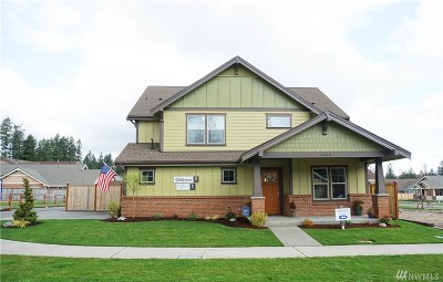 Olympia Single Family Home For Sale: 3620 22nd Ave NE