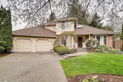 Issaquah Single Family Home For Sale: 24336 SE 40th Place