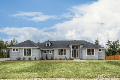 Stanwood Single Family Home For Sale: 16805 63rd (Lot 39) Ave NW