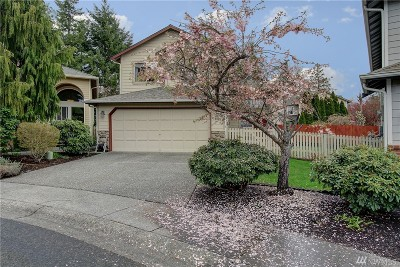 Bothell Single Family Home For Sale: 18805 20th Ave SE