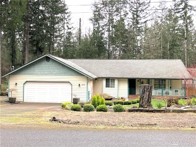 Mason County Single Family Home For Sale: 640 E Road Of Tralee