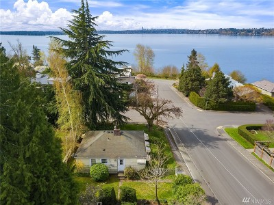 Kirkland Single Family Home For Sale: 248 5th Ave W