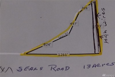 Residential Lots & Land For Sale: Sears Rd