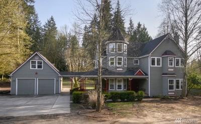 Olympia Single Family Home For Sale: 2110 Amhurst St SE