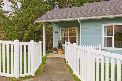 Port Orchard Single Family Home For Sale: 245 Poplar St