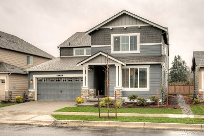 Puyallup Single Family Home For Sale: 3005 13th Ave NW #76
