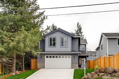 Seattle Single Family Home For Sale: 10454 4th Ave SW