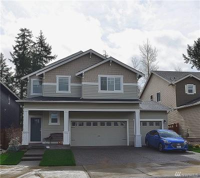 Bonney Lake Single Family Home For Sale: 18450 139th St E