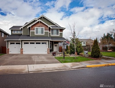 Puyallup Single Family Home For Sale: 11733 172nd St Ct E