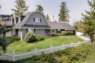 Tacoma Single Family Home For Sale: 422 62nd Ave NE